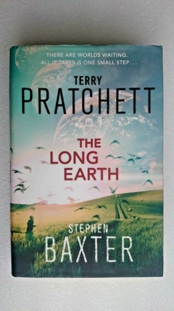 The Long Earth by Terry Pratchett, Stephen Baxter (Hardback, 2012)